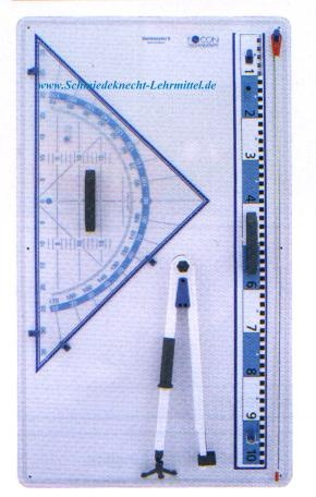 Gerätetafel II, FOCON, 110 x 63cm