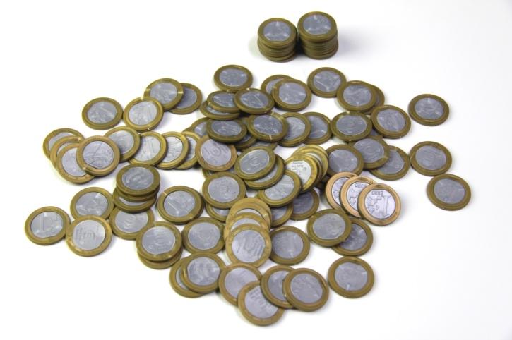 Euro-Münzen, 1 Euro