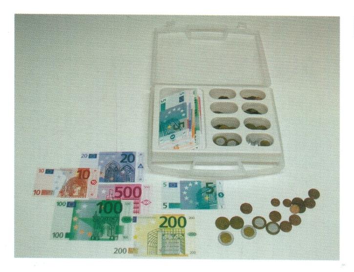 Euro-Geldkoffer