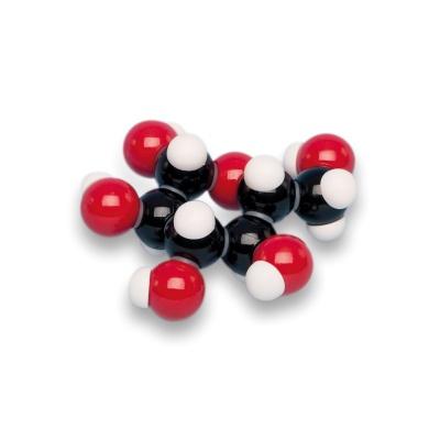 Modell Glukose-Set. 2 Moleküle