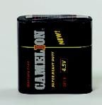 Batterie, Alkali, Flachbatterie