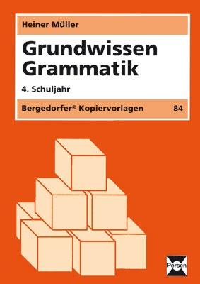 Grundwissen Grammatik, 4. Klasse