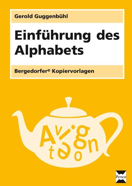 Einführung des Alphabets