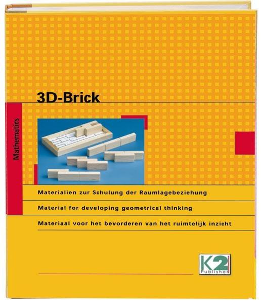 3D-Brick Vorlagen (Ringordner + Set Holzsteine)