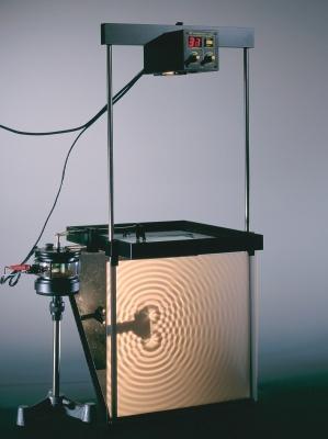 Wellenwanne mit Stroboskopischer LED-Beleuchtung