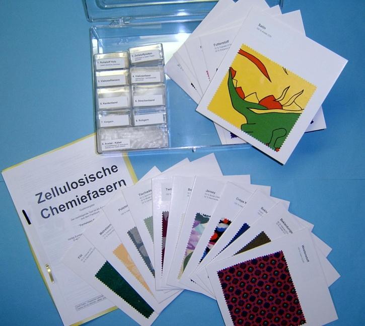 Lehrkassette Fasern: Zellulosische Chemiefasern