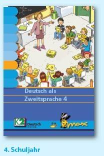 Max Lernkarten,  Deutsch als Zweitsprache 4