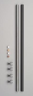 Wirbelstrom-Rohre (2 Stück)