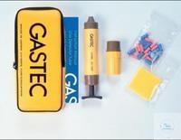 GASTEC - Gasteströhrchen, Kohlendioxid I, 0,03 - 1,0 Vol%, Pack