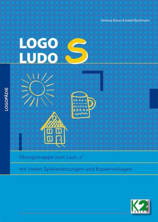 "LOGO Ludo S, Übungsmappe zum Laut ""s"""