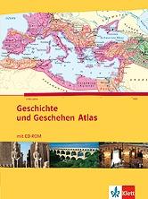 Geschichte und Geschehen Atlas mit CD-ROM