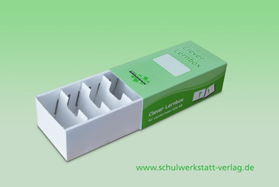 Clever Lernbox, 5-er Pack, planliegend, 978-3-940257-03-1