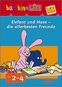 bambinoLük-Set Elefant und Hase