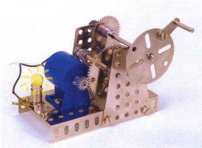 Generator- Bausatz C151