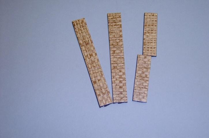 Satz Kippmagnete für Zusatzpläne, beige meliert
