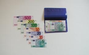 Euro-Scheine, 40 Scheine