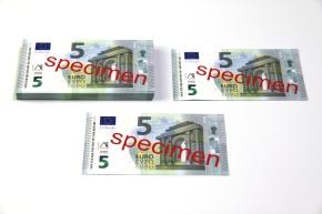 Euro-Scheine, 5 Euro