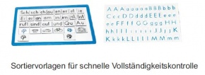 Legekasten Deutsch-Mathematik, magnetisch