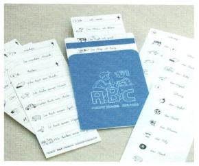 Diktattasche-SAS Rechtschreiben Anfangsunterricht Einzelsatz