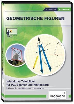 Interaktive Tafelbilder Geometrische Figuren, Verleihlizenz