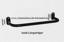 Hadü-Längsträger, 100cm breit