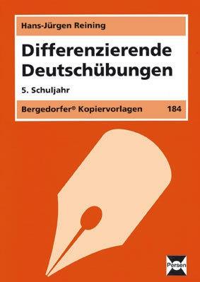 Differenzierende Deutschübungen, 5. Klasse