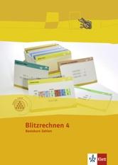 Programm Mathe 2000, Blitzrechnen, Zahlenraum bis 1 Million, Basiskurs Zahlen, 4. Schuljahr