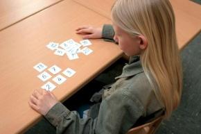 PerfoDidac Zahlenkarten 20 Schüler
