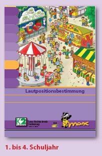 Max Lernkarten,  Lautpositionen (Phonologische Bewusstheit)