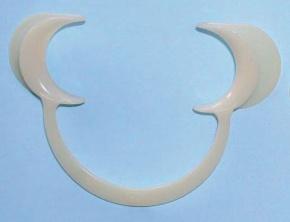 Wangen- und Lippenexpander für Kinder (Spandex)