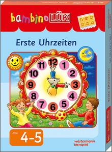 bambinoLük-Set Erste Uhrzeit