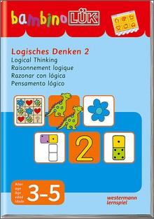 bambinoLük-Heft Logisches Denken 2