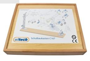 Grundschul-Metallbaukasten Construction C167