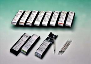 Gasspürröhrchen, 10 Stück pro Pack, für accuro Gerät, Schwefelwa