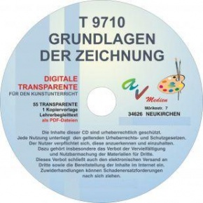 Digitale Folien auf CD - Grundlagen der Zeichnung